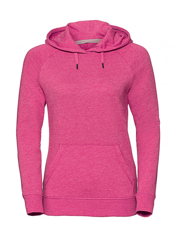 Ladies HD Hooded Sweat