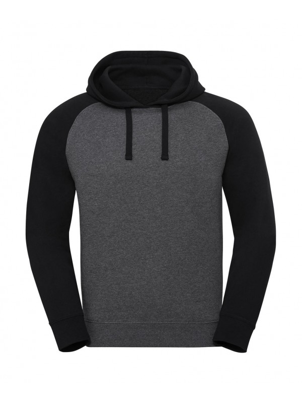 Authentic Hooded Baseball Sweat