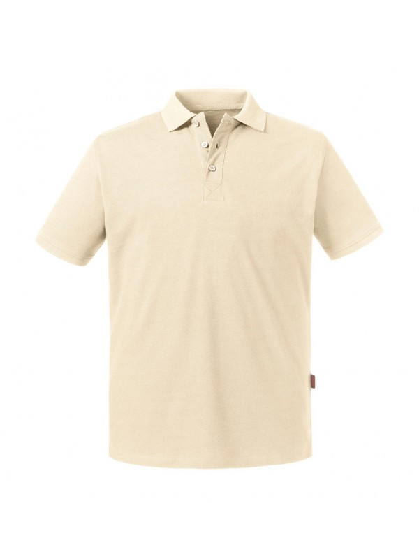 Men's Pure Organic Polo