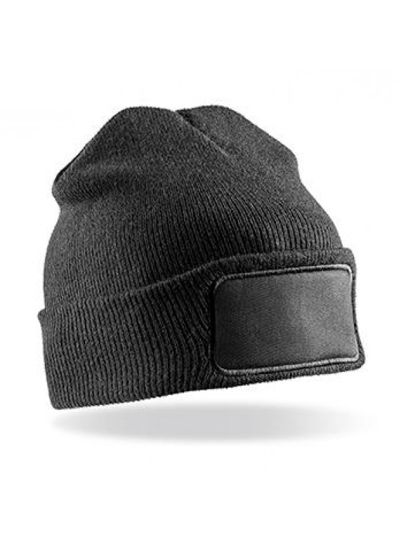 Double Knit Printers Beanie