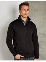 Regular Fit Zipped Sweatshirt