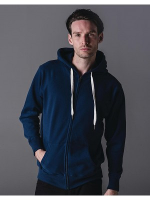 Men's Superstar Zip Through Hoodie