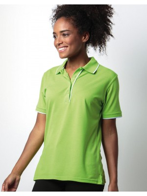 Womens Essential Polo Shirt