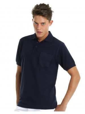 Safran Pocket Polo - PU415
