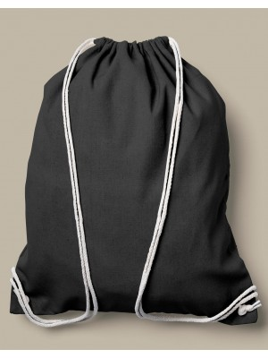 Baby Canvas Cotton Drawstring Backpack