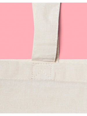 Cotton Bag LH with Gusset