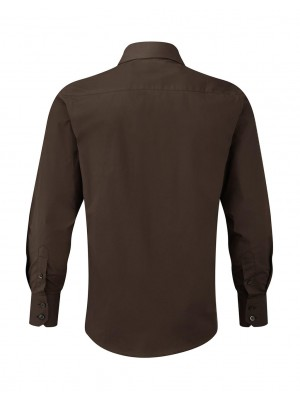 Fitted Stretch Shirt LS