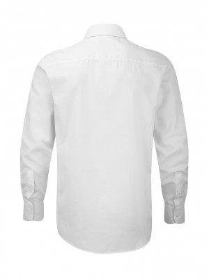 Men's LS Herringbone Shirt
