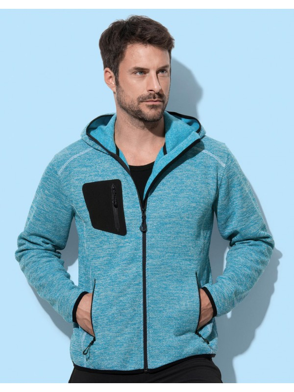 Recycled Fleece Jacket Hero Men