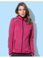 Recycled Fleece Jacket Hero Women