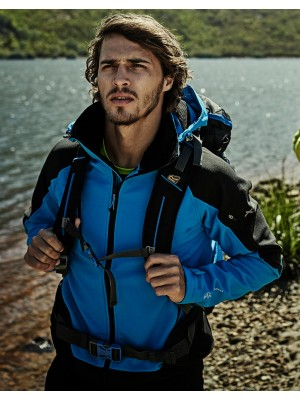 X-Pro Powergrid Hooded Softshell