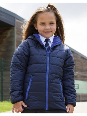Junior/Youth Padded Jacket