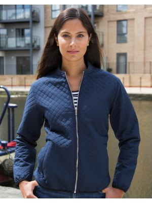 Women's Phantom MA1 SoftShell Bomber
