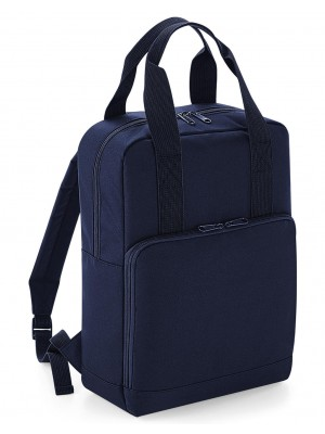 Twin Handle Backpack