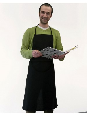 'Budapest' Festival Apron with Pocket
