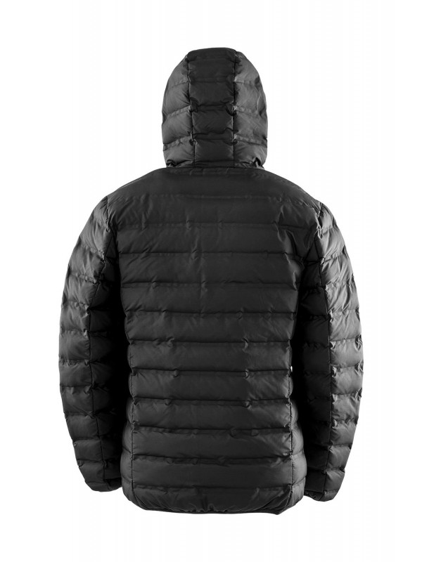 Ultrasonic Hooded Coat