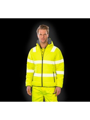 Recycled Ripstop Padded Safety Jacket
